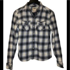 TNA NewHaven button up flannel